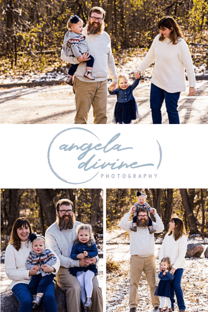 Brian and Mary have two beautiful children, Louisa and Beatrice. They bought a new home in St. Paul, Minnesota, and were finally moved in and ready to have some family photos taken. So last November, I went over to their new spot for in home family session. Check out my favorites from their session today on my blog- https://angeladivinephotography.com/home-family-session-st-paul-minnesota