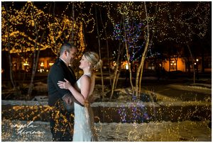 Winter St. Paul Wedding
