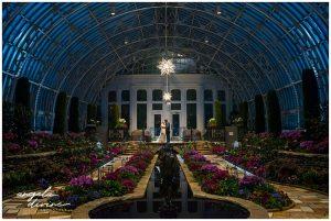 Como Conservatory Wedding