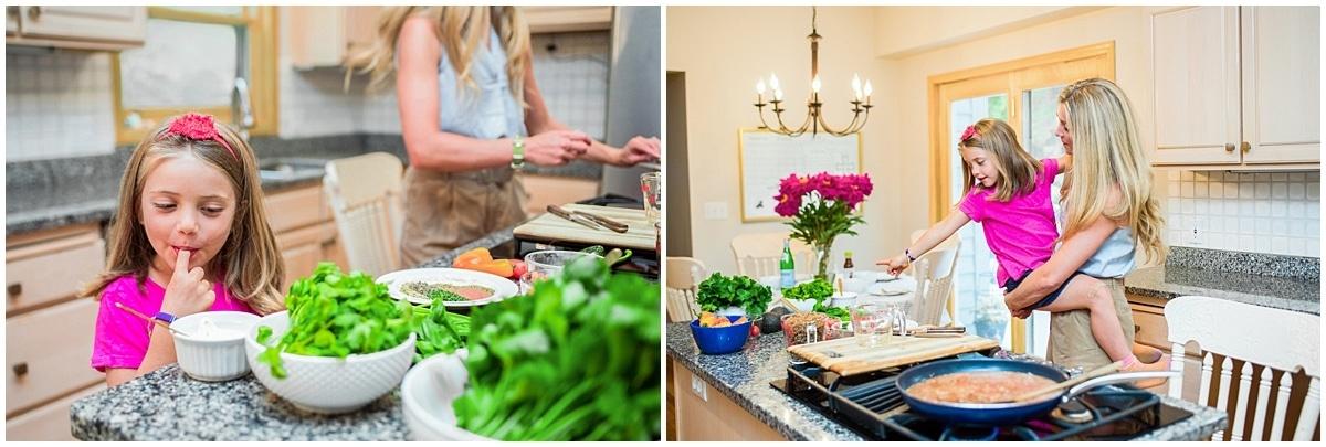 Organic Food Brand Photography meal prep