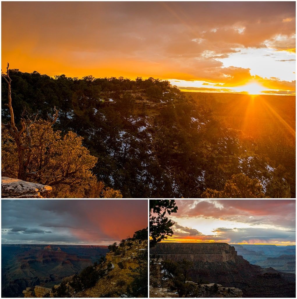 Grand Canyon Sunset