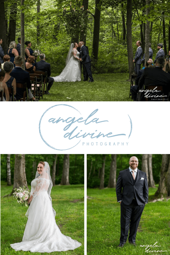 These photos are from a summer wedding and reception at Creekside Farm Weddings and Events in Rush City, MN. Visit my blog for my favorite photos from their beautiful wedding day. | Angela Divine Photography | Minneapolis wedding + brand photographer | #wedding #summerwedding #creeksidefarm | https://angeladivinephotography.com/creekside-farm-wedding-courtney-brian/