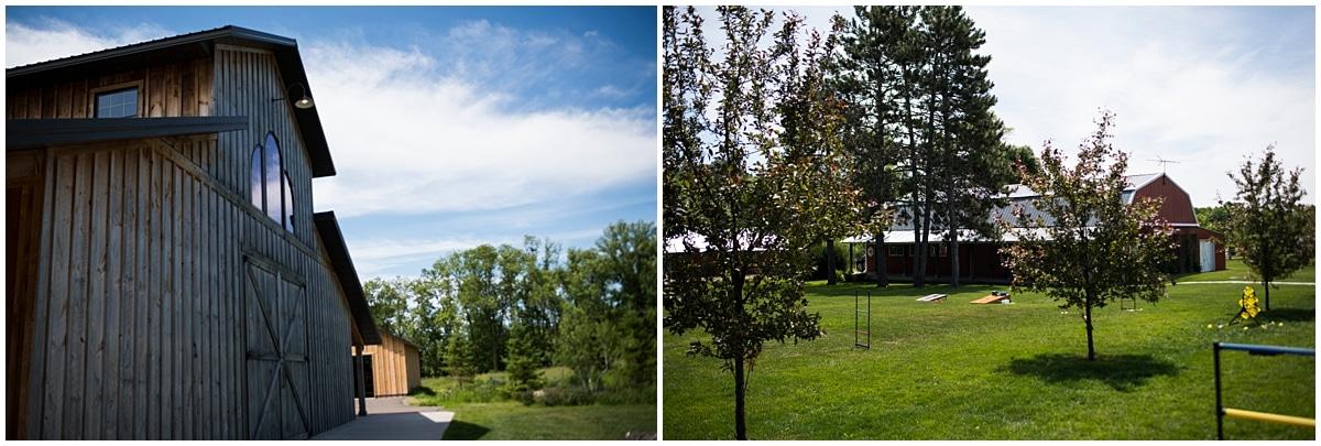 Creekside Farm Wedding barn and grounds