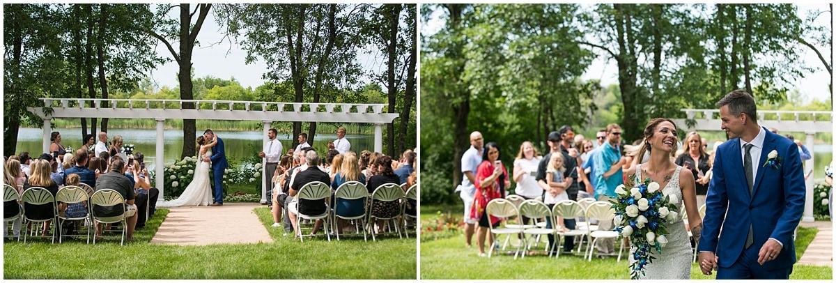 Cindyrella's Wedding Garden just married