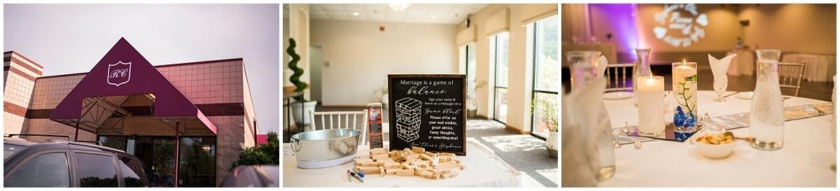 Royal Cliff wedding reception
