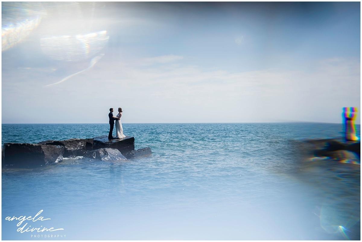 Bluefin Bay Wedding