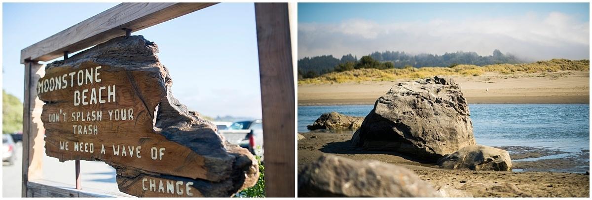 Moonstone Beach Wedding