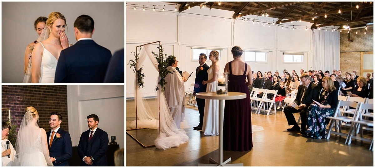 wedding ceremony vows exchange