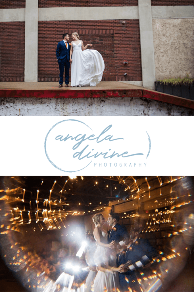 These photos are from a fall wedding at the Neu Neu / Wedding & Event Center with a food truck-style dinner by Gastrotruck and a s'mores bar by North Mallow for dessert. Check out my favorite photos and stories from the wedding on my blog. | Angela Divine Photography | Minneapolis wedding + brand photographer | #wedding #fallwedding #neuneuwedding #weddingphotographer | https://angeladivinephotography.com/neu-neu-event-center-wedding-tracy-giotto