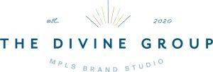 The Divine Group Brand Agency logo