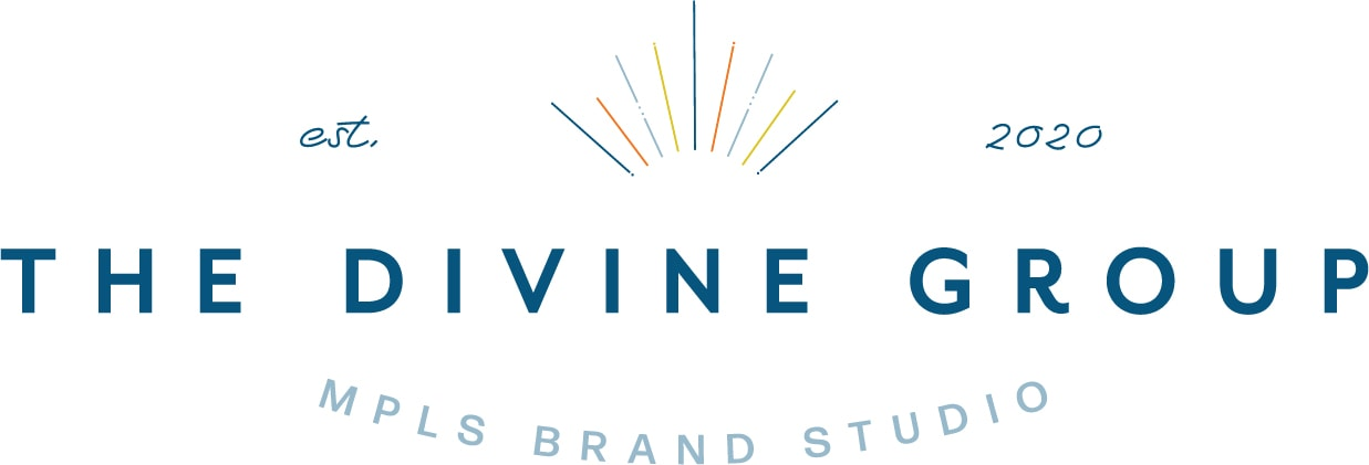The Divine Group Brand Agency logo