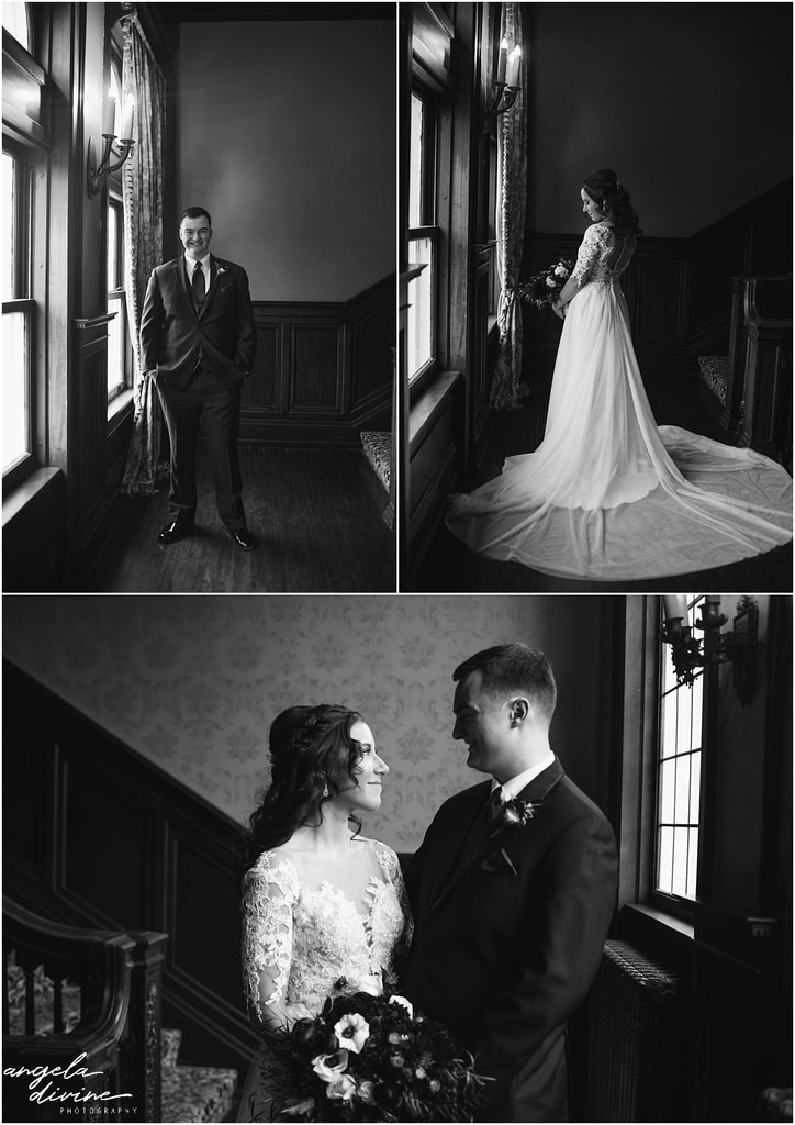 Semple Mansion Wedding Photography