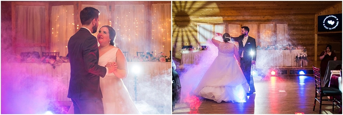 Glenhaven Events Wedding Photography first dance