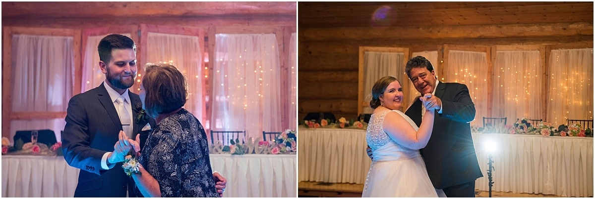 Glenhaven Events Wedding Photography bride and groom dance with their parents